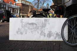 townscape holland