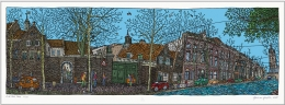 drawing oude delft